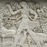 Earth-part-of-the-Four-Elements-stone-relief