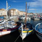 Old-boats-in-saint-tropez-harbour