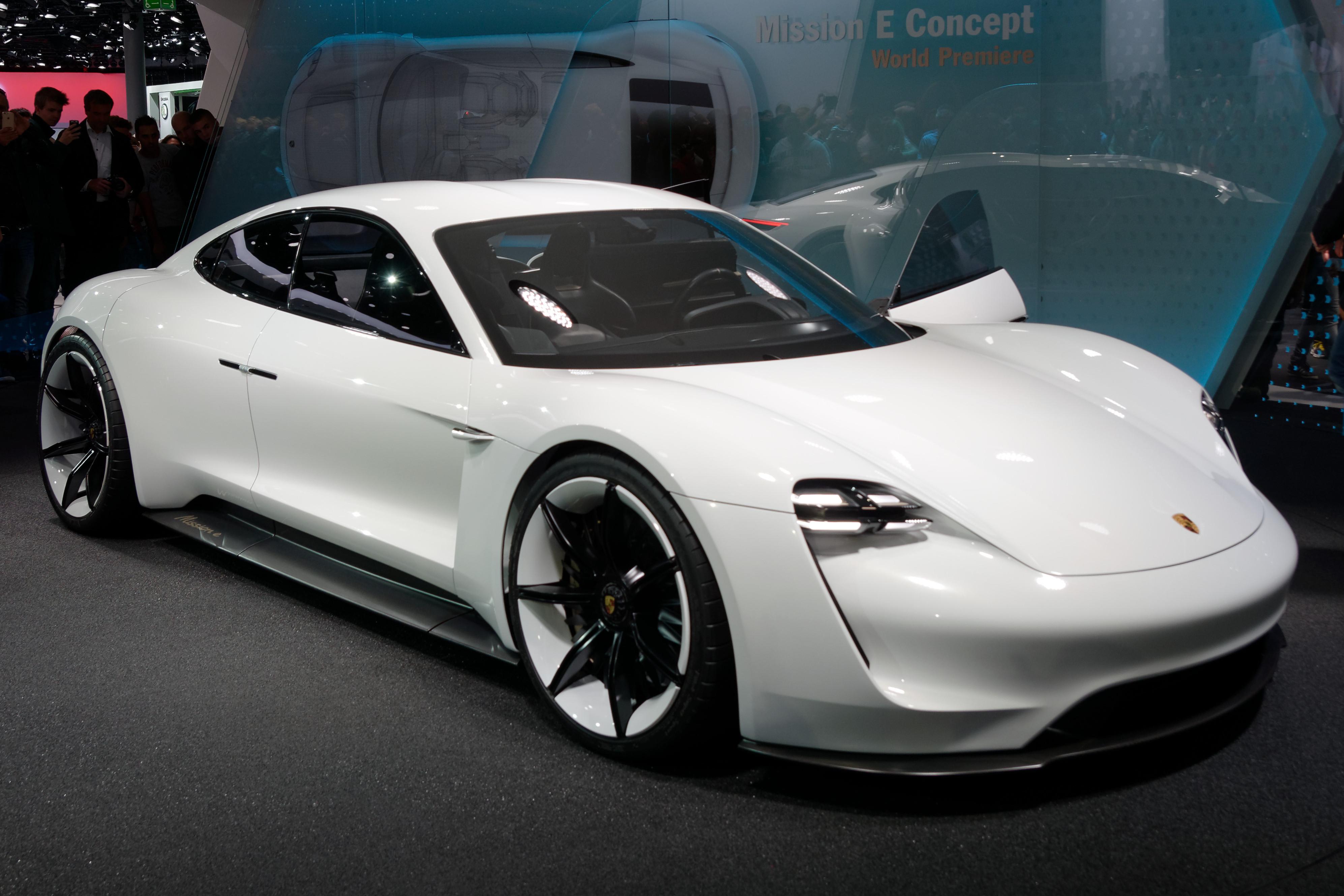 Image of Porsche Taycan
