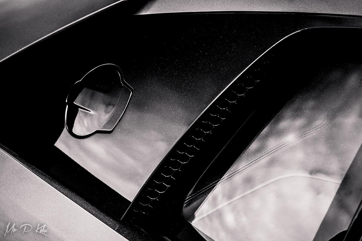 Lamborghini Murcielago fuel filler cap captured by MrPKalu at blenheim palace classic and supercar day 2018