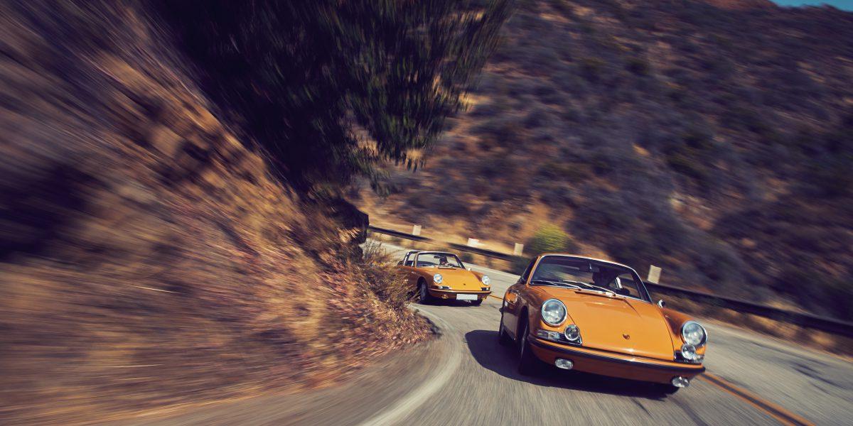 Touring Porsche 911S